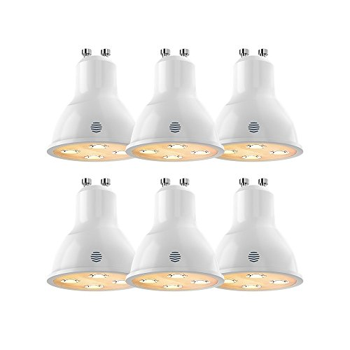 Hive Lights Dimmable Smart GU10 Bulb 6 Pack