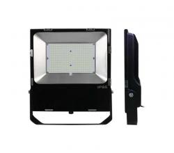 100W LED SMD Flood Light Mean Well Driver Black Casing